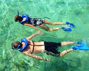 snorkeling tanjung benoa