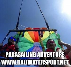 parasailing adventure di bali