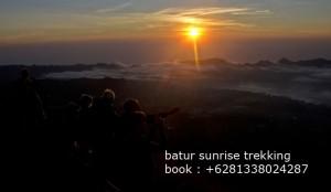 Mount Batur Sunrise Trekking - Mendaki Gunung Batur Saat Sunrise