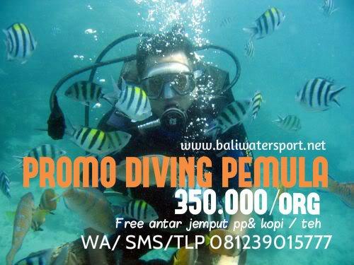 Diving Tanjung Benoa Bali