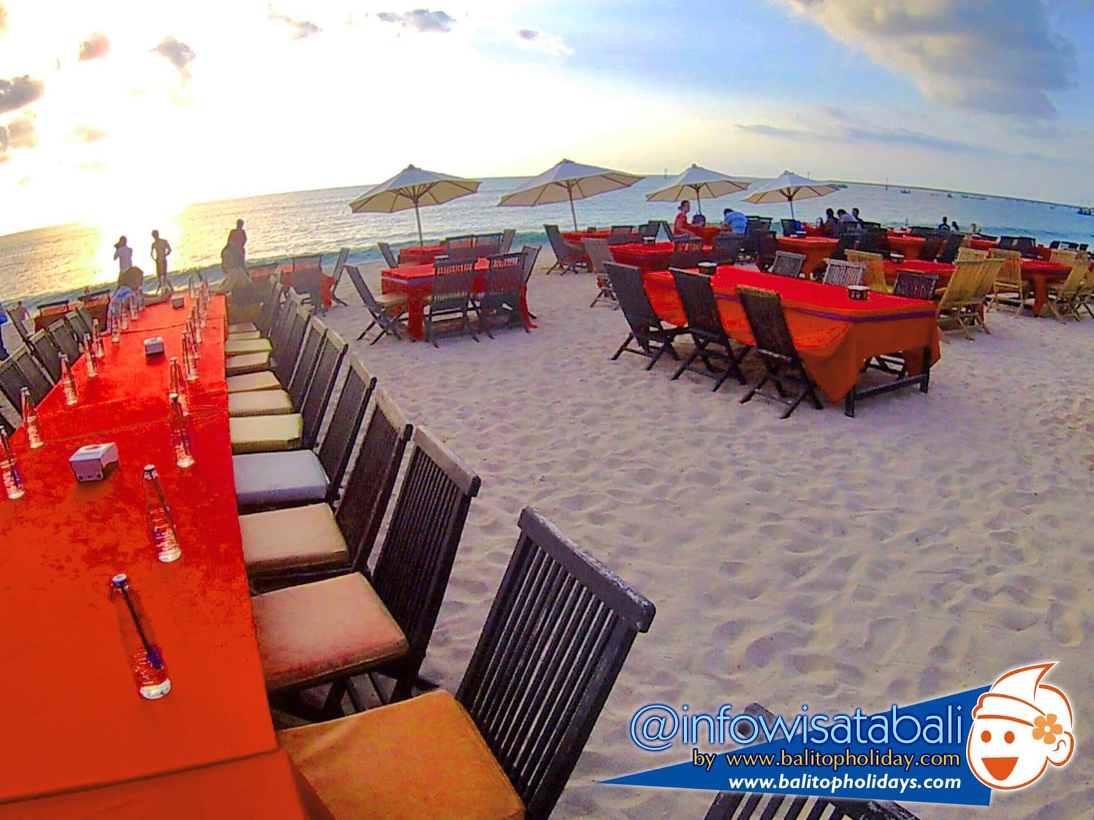 jimbaran seafood cafe