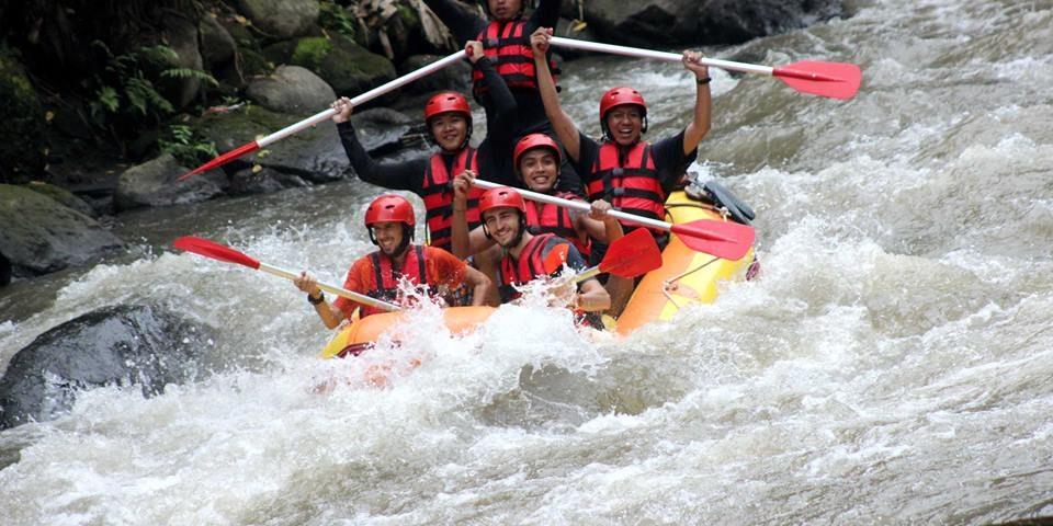 Rafting Sungai Ayung Ubud Bali