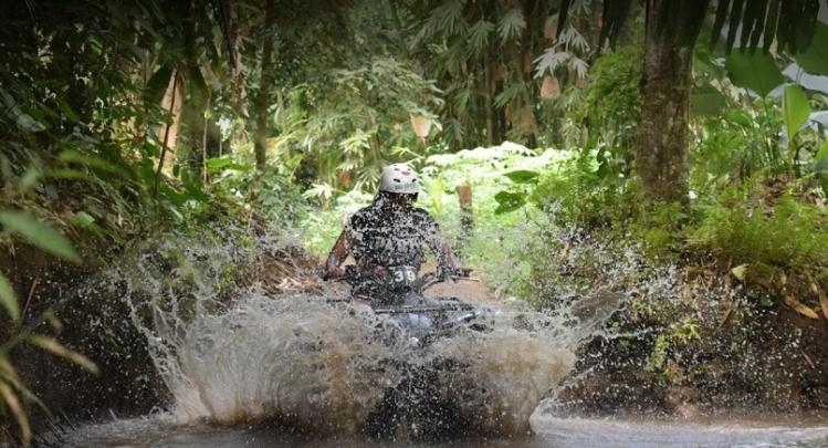 ATV di Bali