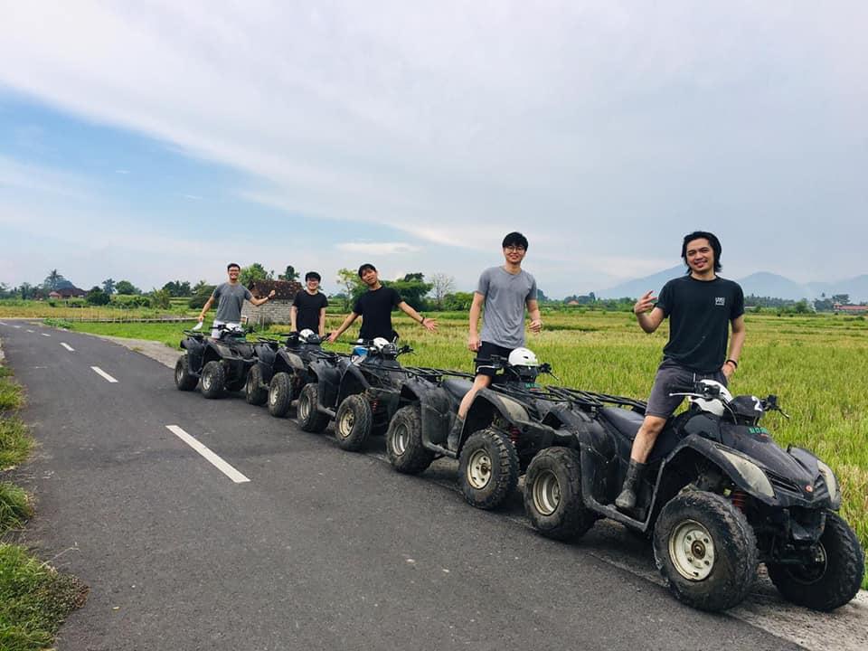 Main ATV ubud bali