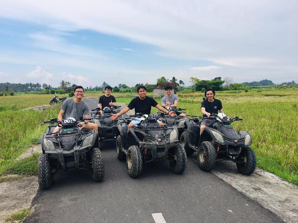 Wisata ATV Ubud Bali